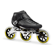 Rollerblade Powerblade 125 3WD 2017, Black-White, medium