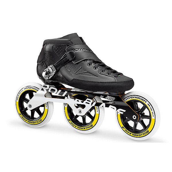 Rollerblade Powerblade 125 3WD 2017, Black-White, 600
