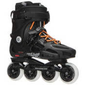 Rollerblade Twister 80 Urban Inline Skates 2017, Black-Orange, medium