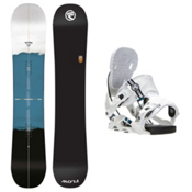 Flow Rush Nexus Snowboard and Binding Package, , medium