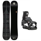Flow Maverick NX2 Snowboard and Binding Package, , medium