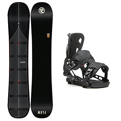 Flow Maverick NX2 Snowboard and Binding Package, , viewer