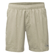 The North Face Guide Pull-On Trunk 7 Inch Mens Bathing Suit, Granite Bluff Tan, medium