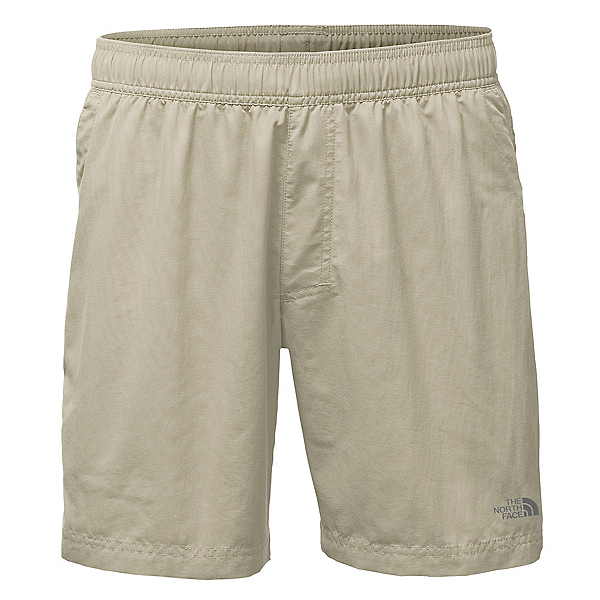 The North Face Guide Pull-On Trunk Mens Board Shorts, Granite Bluff Tan, 600