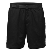 The North Face Belted Guide Trunk Mens Board Shorts, TNF Black, medium