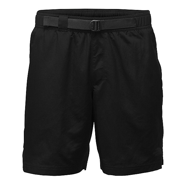 The North Face Belted Guide Trunk Mens Board Shorts, TNF Black, 600