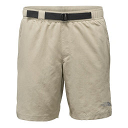 The North Face Belted Guide Trunk Mens Board Shorts, Granite Bluff Tan, 256