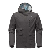 The North Face Ultimate Travel Mens Jacket, Asphalt Grey, medium