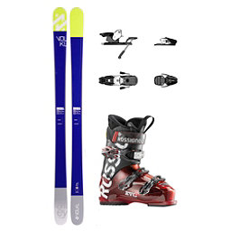 Volkl Alley Evo R Ski Package, , 256