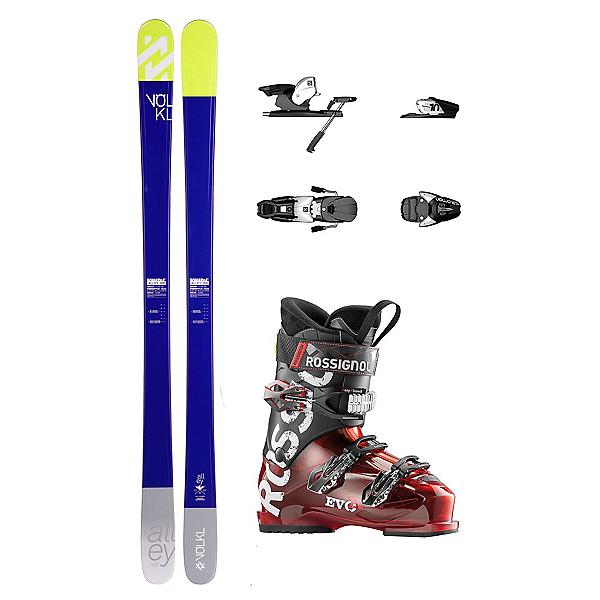 Volkl Alley Evo R Ski Package, , 600