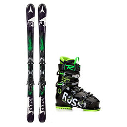Atomic Nomad Blackeye Alias 90 Ski Package, , 256
