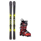 Elan Amphibio 84 Ti NRGy Pro 3 Ski Package, , medium