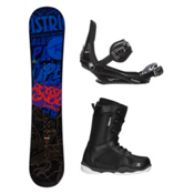 Rossignol District AmpTek LTD ST-1 Complete Snowboard Package, , medium