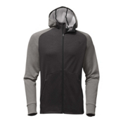 The North Face Versitas Mens Hoodie, TNF Dark Grey Heather-TNF Medi, medium