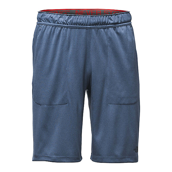 The North Face Shifty Mens Shorts, Shady Blue, 600