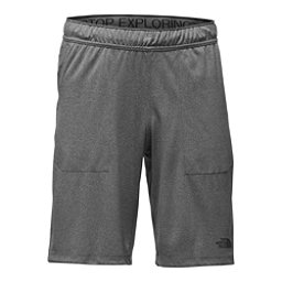 The North Face Shifty Mens Shorts, TNF Dark Grey Heather, 256