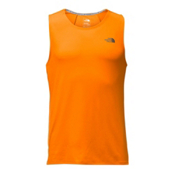 The North Face Versitas Tank Mens Tank Top, Exuberance Orange, medium