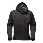 The North Face Venture 2 Mens Jacket, TNF Black-TNF Black, medium