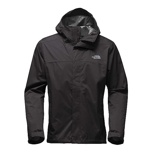 The North Face Venture 2 Mens Jacket, TNF Black-TNF Black, 600