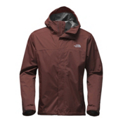The North Face Venture 2 Mens Jacket, Sequoia Red-Sequoia Red, medium