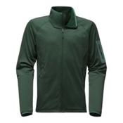 The North Face Borod Full Zip Mens Fleece Mens Jacket, Darkest Spruce, medium