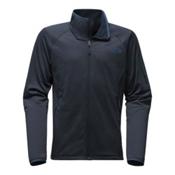 The North Face Borod Full Zip Mens Fleece Mens Jacket, Urban Navy-Urban Navy, medium