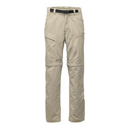 The North Face Paramount Trail Convertible Mens Pants, Granite Bluff Tan, 256