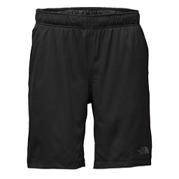 The North Face Versitas Dual Mens Shorts, TNF Black-Asphalt Grey, 256