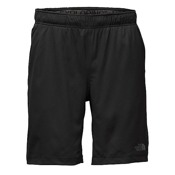 The North Face Versitas Dual Mens Shorts, TNF Black-Asphalt Grey, 600