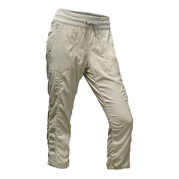 The North Face Aphrodite 2.0 Capri Womens Pants, Granite Bluff Tan, 600
