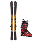 Elan Amphibio 84 XTi NRGy Pro 3 Ski Package, , medium