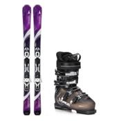 Atomic Affinity Sky SX 70 Womens Ski Package, , medium
