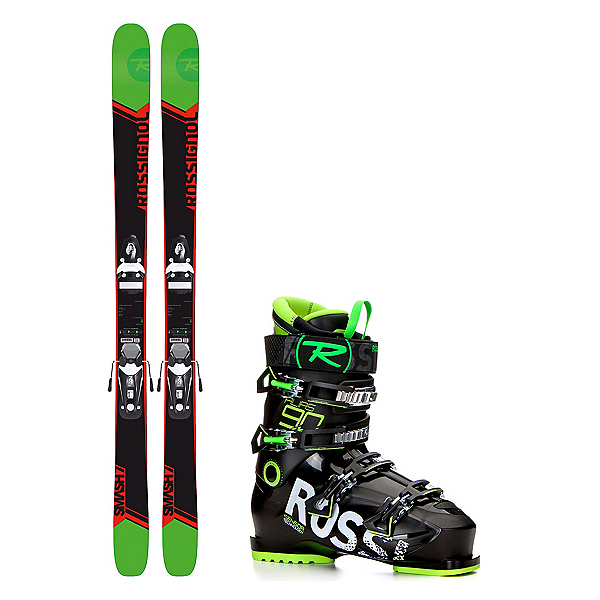 Rossignol Smash 7 Alias 90 Ski Package, , 600