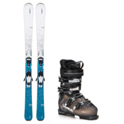 Elan Delight SX 70 Womens Ski Package, , medium