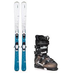 Elan Delight SX 70 Womens Ski Package, , 256