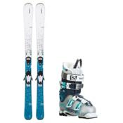 Elan Delight Quest Pro 80 Womens Ski Package, , medium