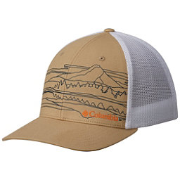 Columbia Mesh Hat, Lion-Mountain Graphic, 256