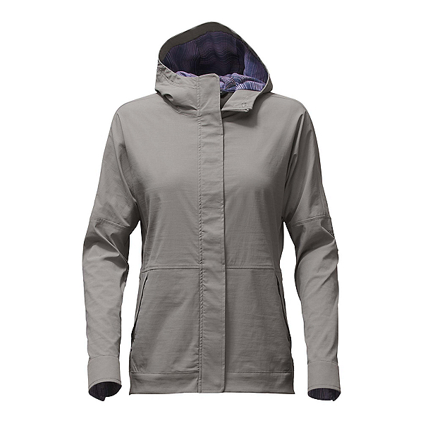 The North Face Ultimate Travel Womens Jacket, Zinc Grey, 600