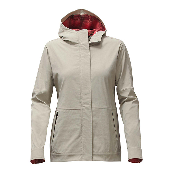 The North Face Ultimate Travel Womens Jacket, Granite Bluff Tan, 600