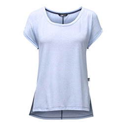 The North Face EZ Dolman Womens T-Shirt, Chambray Blue Melange, 256
