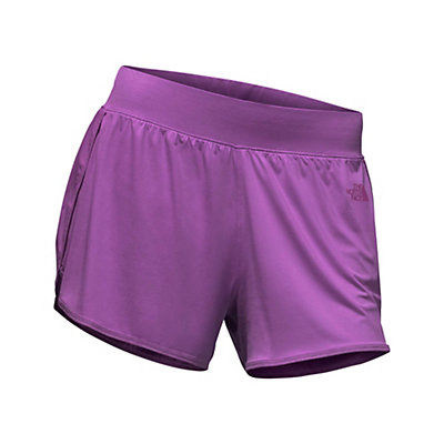 The North Face Versitas Womens Shorts, Wood Violet, viewer