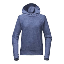 The North Face Motivation Classic Womens Hoodie, Coastal Fjord Blue Heather, 256