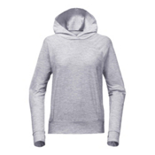 The North Face Motivation Classic Womens Hoodie, TNF Light Grey Heather, medium