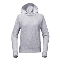 The North Face Motivation Classic Womens Hoodie, TNF Light Grey Heather, 256
