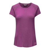 The North Face Versitas Short Sleeve Womens T-Shirt, Wood Violet, medium