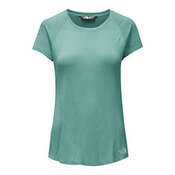 The North Face Versitas Short Sleeve Womens T-Shirt, Agate Green, 256