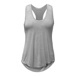 The North Face Versitas Womens Tank Top, TNF Light Grey Heather, 256