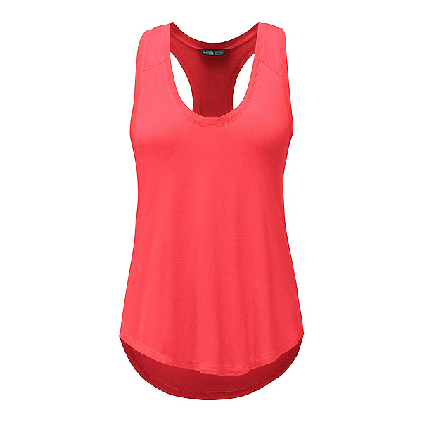 The North Face Versitas Womens Tank Top, Cayenne Red, 600