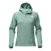 The North Face Nimble Womens Hoodie, Trellis Green, medium