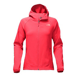 The North Face Nimble Womens Hoodie (Previous Season), Cayenne Red, 256